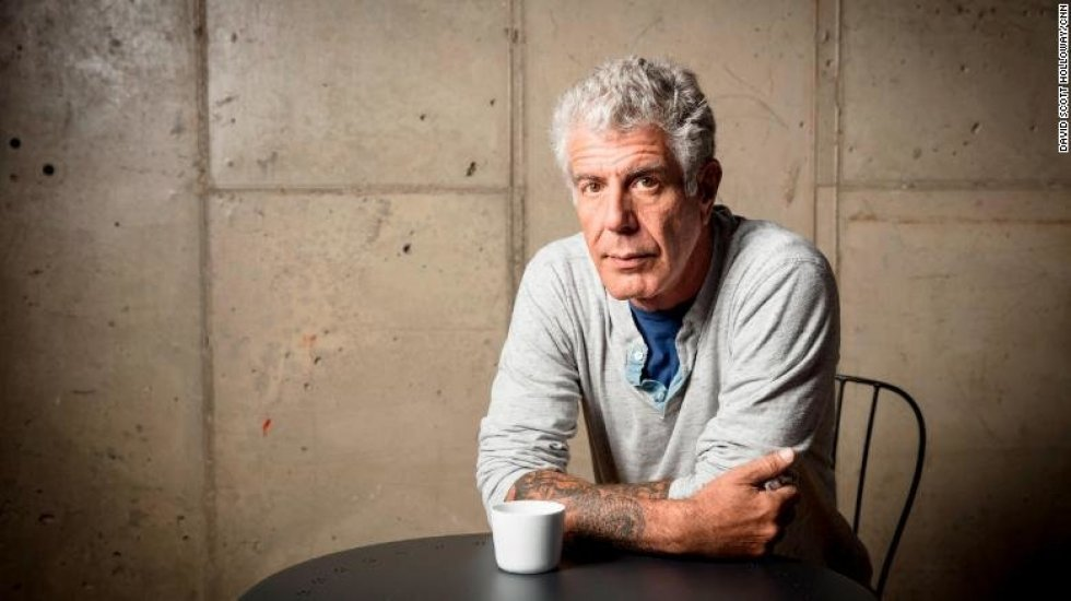 CNN lancerer 5 nye afsnit med ubrugt materiale af Parts Unknown for at hylde Anthony Bourdain