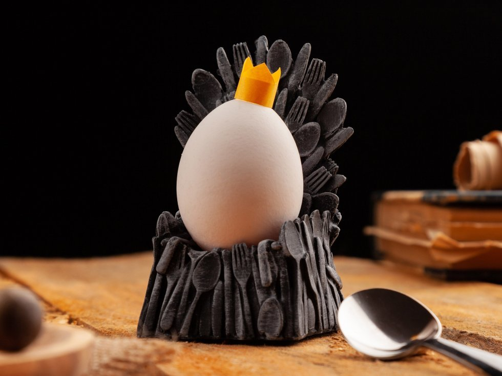 Egg of Thrones er dit nye æggebæger inspireret af Game of Thrones