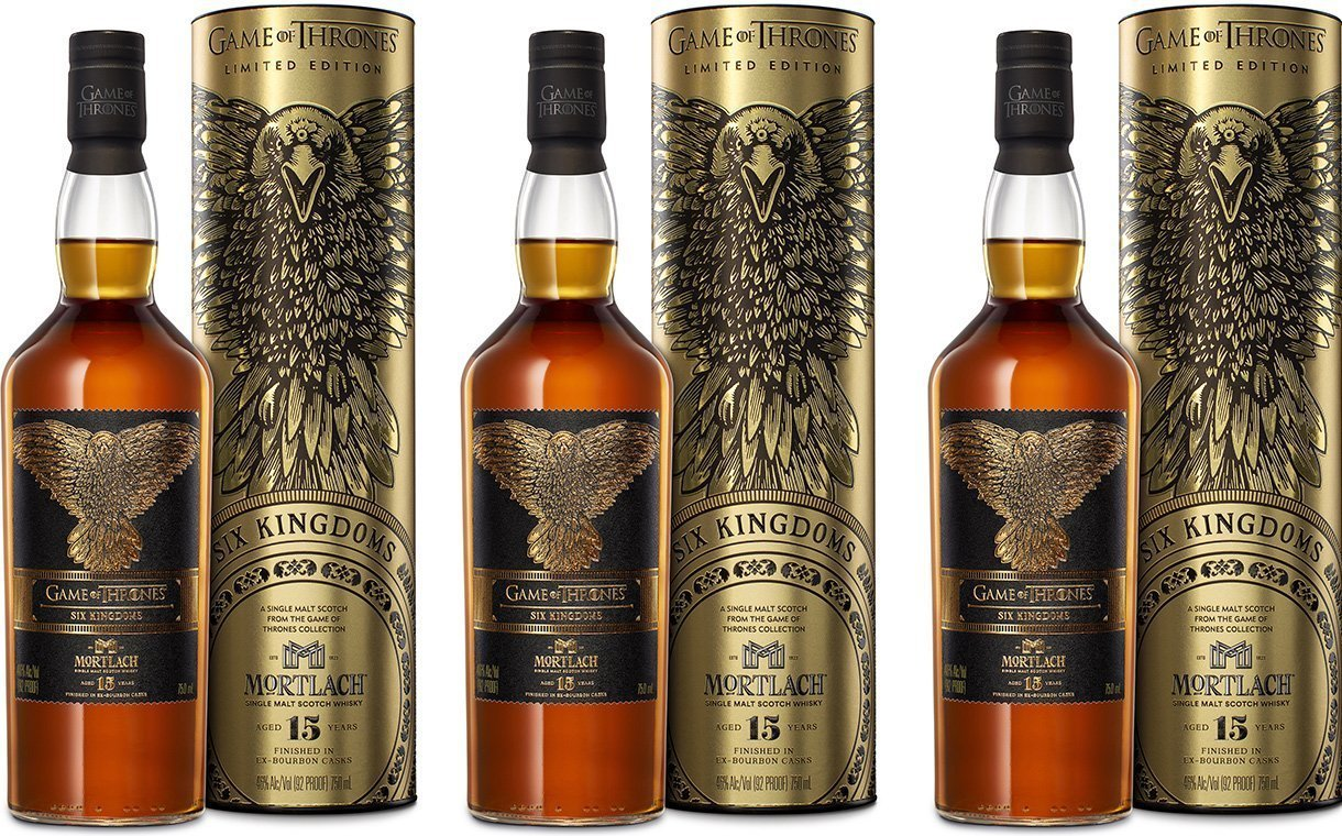 Game of Thrones lancerer en niende og sidste limited edition whisky
