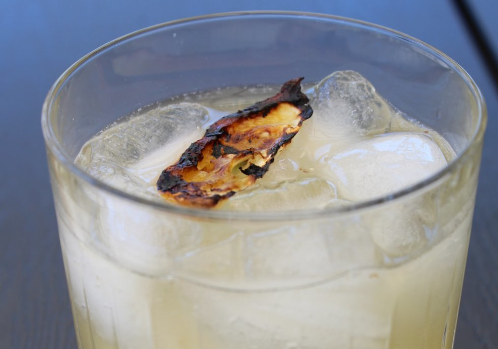 Whisky Sour: Grilled edition