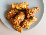 Fried chicken hotwings