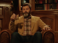 Nick Offerman lancerer sin helt egen 11-års Lagavulin Islay Single Malt