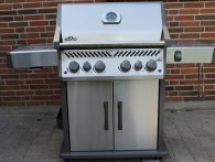 Napoleon Rogue 525 Special Edition gasgrill (Test)