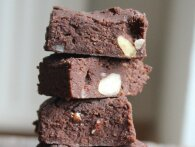 Brownie: glutenfri og veganske brownies