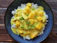 Mango Chicken Curry